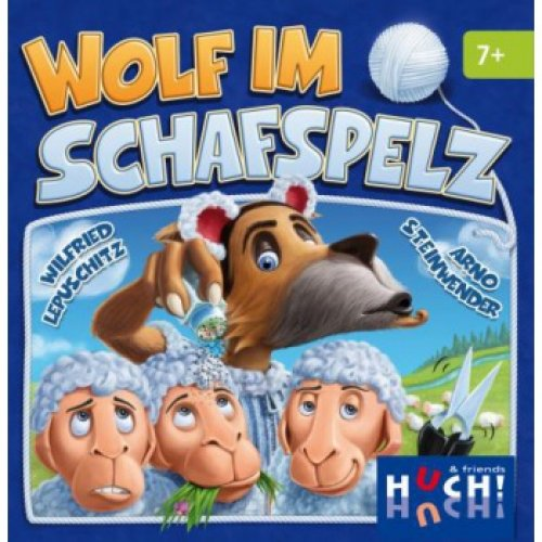 The Wolf in Sheep's Clothing Huch & Friends 877871