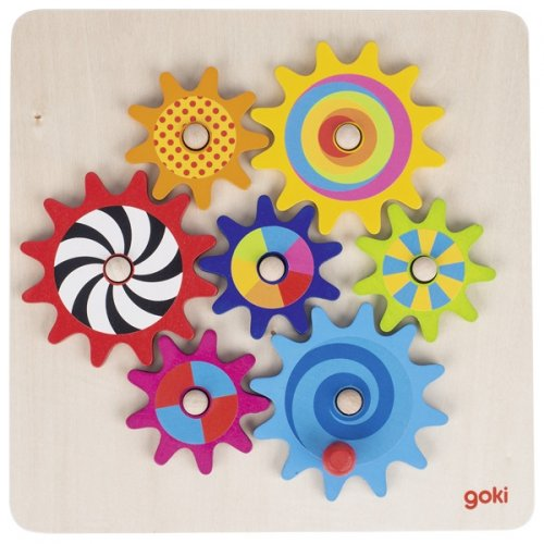Γρανάζια παιχνίδι Goki Kωδ.58530