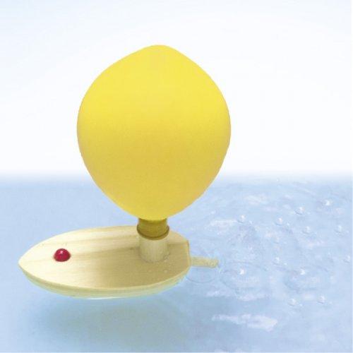 Καραβάκι με μπαλόνι Goki 63916