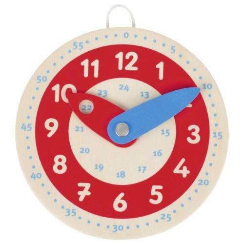 Ρολόι, μαθαίνω την ώρα  Goki 58485
