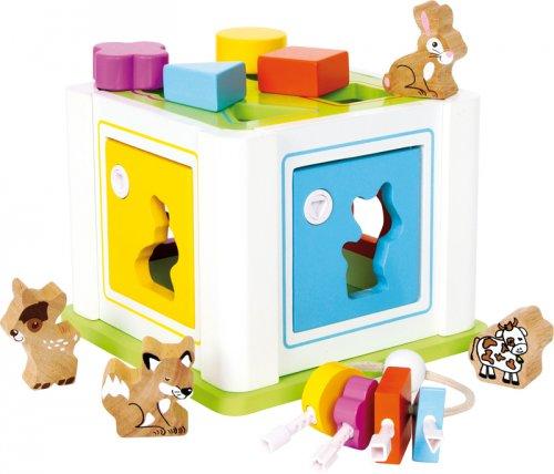 Κουτί Ταξινόμησης Σχημάτων Small Foot 3101
