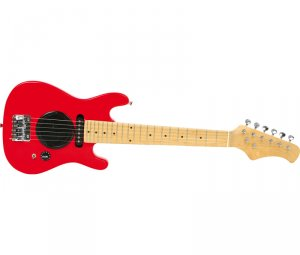 Κόκκινη Ηλεκτρική Κιθάρα SmallFoot 3302