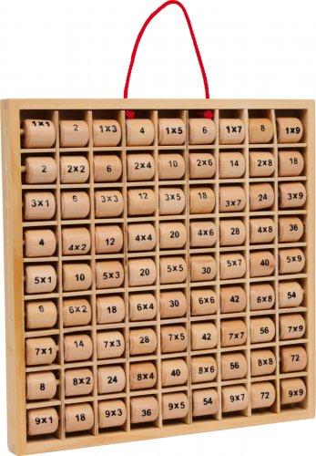 Τραπέζι πολλαπλασιασμού Small Foot 3459