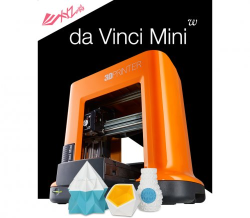 3D Printer - da Vinci MiniW ANiMA Edition XYZprinting