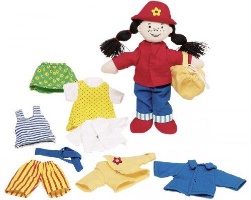 Ντύσε την κούκλα Sally Goki 51949