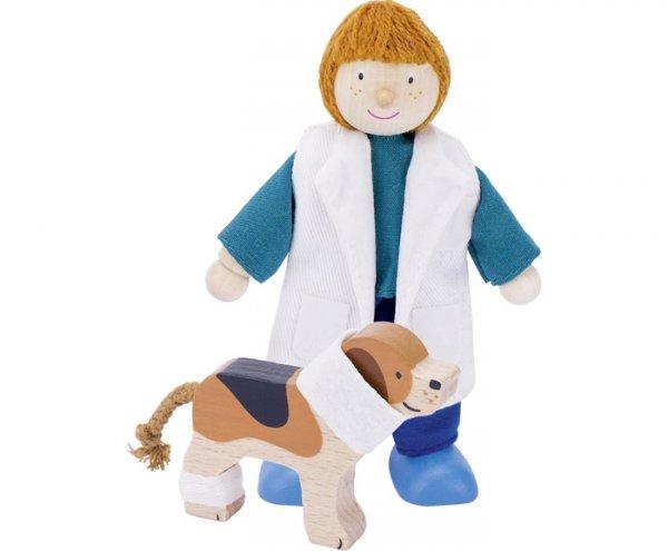 Κουκλάκι Κτηνίατρος Goki 51612