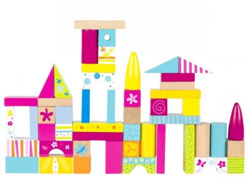 Τουβλάκια φτιάχνω κτίρια Goki 58499