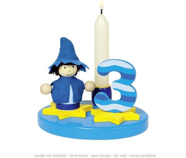 Διακοσμητικό Τούρτας Γενεθλίων Αγόρι Goki  60863