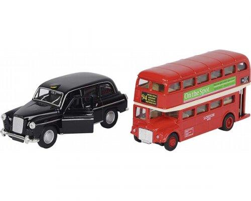 Αγγλικό ταξί και λεωφορείο Goki Κωδ  12213