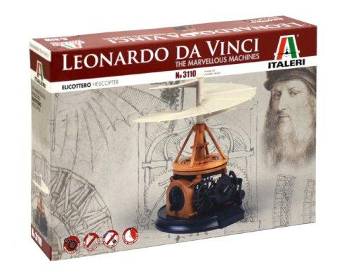 Λεονάρντο Ντα Βίντσι Ελικόπτερο Italeri Κωδ: 3110