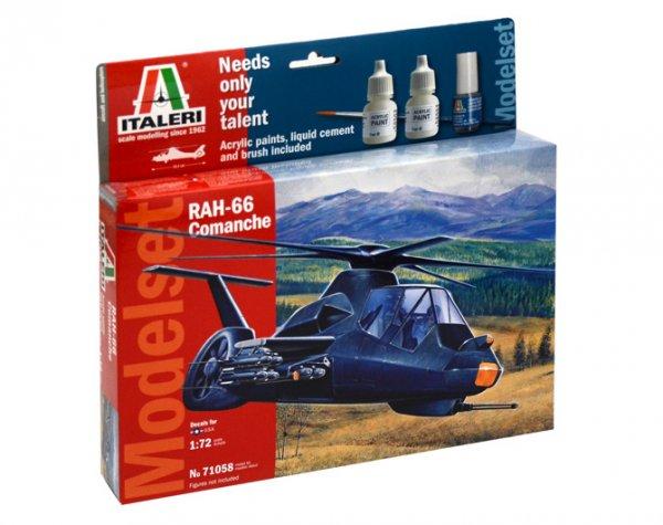 RAH - 66 COMANCHE - MODELSET  Italeri Κωδ: 71058