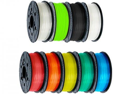 Υλικό Εκτύπωσης για 3D Printers