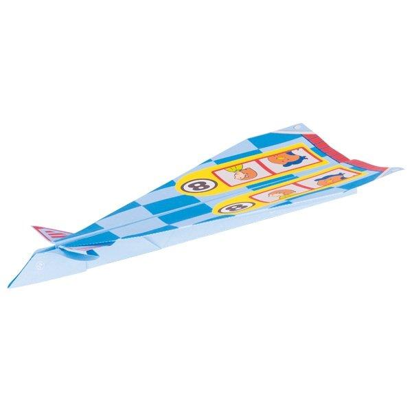 Χάρτινα Αεροπλανάκια Goki 58775