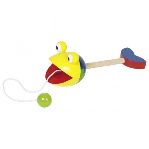 Πιάσε τη μπάλα - ψαράκι Goki 62968