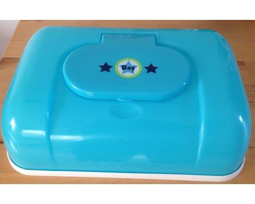 Πλαστική θήκη για μωρομάντηλα bebejou J-621363