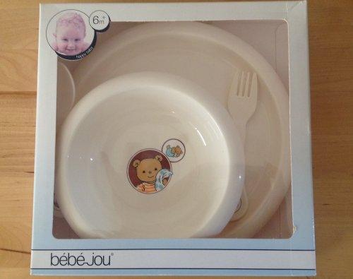 Παιδικό σερβίτσιο φαγητού BebeJou J-659949