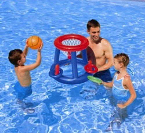 Φουσκωτό Θαλάσσης/Πισίνας BASKET 61εκ. 52190