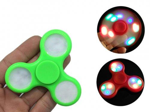 Σβούρα FIDGET SPINNER LED 07205_g