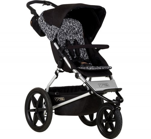 Καρότσι Terrain Mountain Buggy Graphite