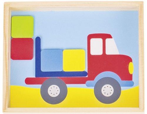 Παιχνίδι Δεξιοτήτων, Φορτηγό Goki 62918_t