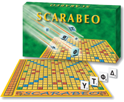 Scarabeo  κωδ.001