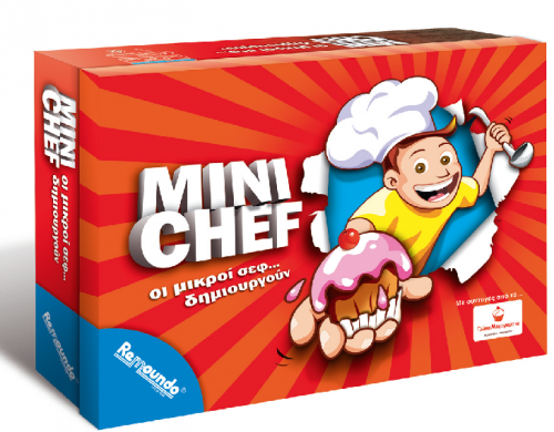 Mini Chef  κωδ.078