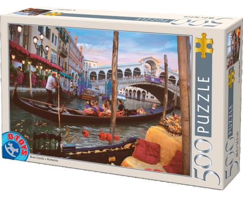 Παζλ Venice 500 κομμ. 50328AB10