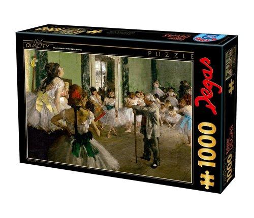 Παζλ Degas 1000 κομμ.72801DE02