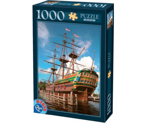 Παζλ Amsterdam 1000 κομμ.64288FP04