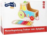 Φορτηγάκι με Ξυλόφωνο SmallFoot 10377