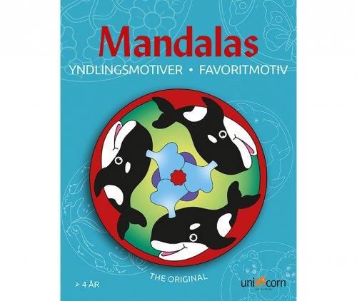 Mandalas Αγαπημένα Σχέδια 1891083 UNICORN