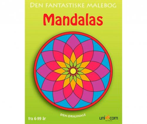 Mandalas Ένα Φανταστικό Βιβλίο Ζωγραφικής UNICORN 1891052
