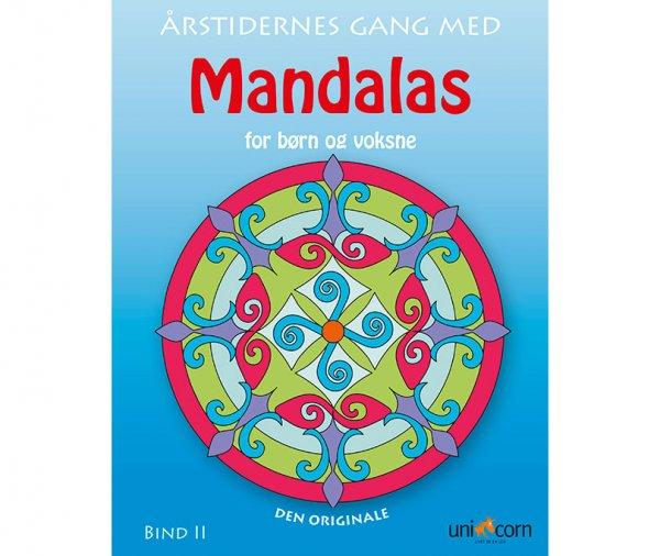 Mandalas και οι Τέσσερις Εποχές (τόμος IΙ) UNICORN 1891274