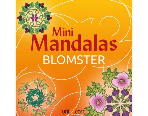 Mini Mandalas με Λουλούδια UNICORN 2484956