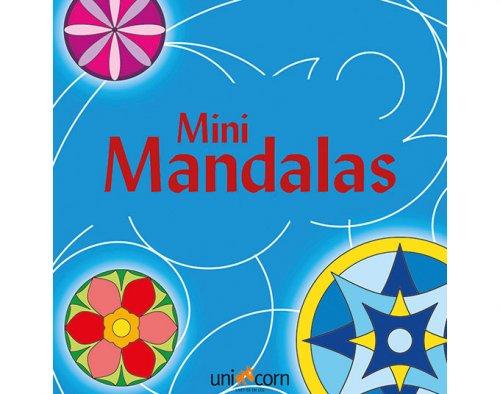 Mini Mandalas Μπλε UNICORN 1891847