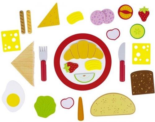 Πρωινό à la carte Goki 51643