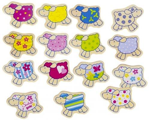 Μέμο προβατάκια Goki 56676