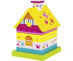 Συναρμολογώ το Σπίτι Susibelle Goki 58549