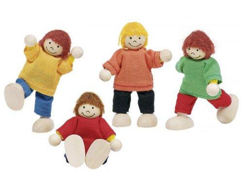 Ευέλικτες Μαριονέτες - Παιδάκια Goki  51897