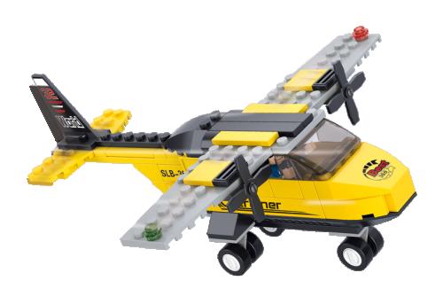 Αεροσκάφος Sluban Trainer  M38-B0360