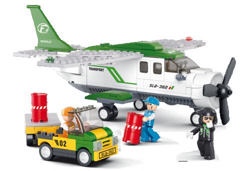 Sluban Cargo Plane M38-B0362