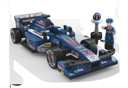 Formula μπλε  Sluban M38-B0353