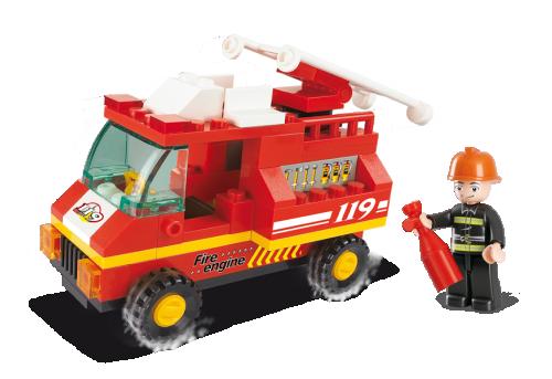 Πυροσβεστικό Sluban M38-B0173