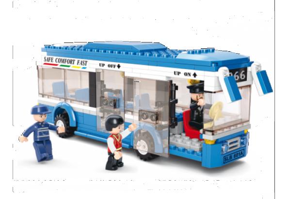 Αστικό Λεωφορείο Sluban M38-B0330