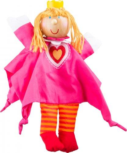 Hand Puppet Πριγκίπισσα SmallFoot 10238