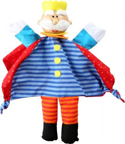 Hand Puppet Βασιλιάς Small Foot 10236