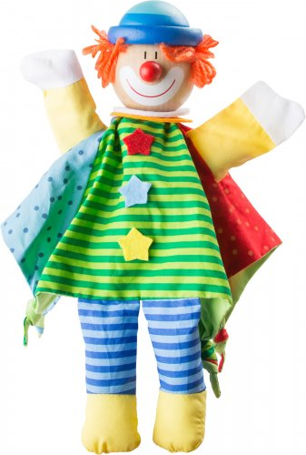 Hand Puppet γελωτοποιός SmallFoot 10235