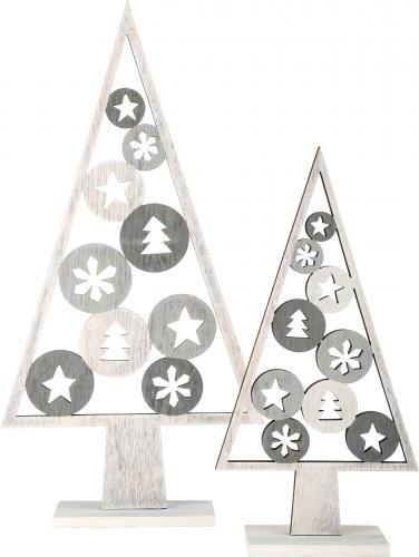 Χριστουγεννιάτικα Δεντράκια με Μπαλίτσες Small Foot 10206