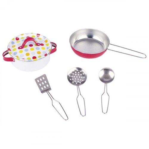 Σετ μαγειρικής με «βουλίτσες» Goki 51595