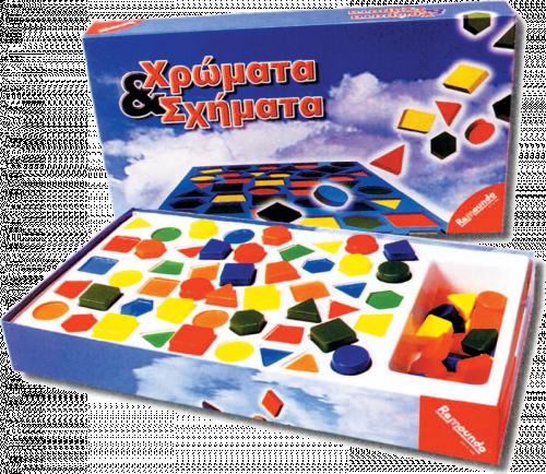 Σχήματα και Χρώματα  Remoundo 106